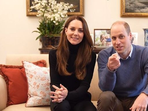 英王室兄弟形象戰開打! 威廉攜凱特出擊報復