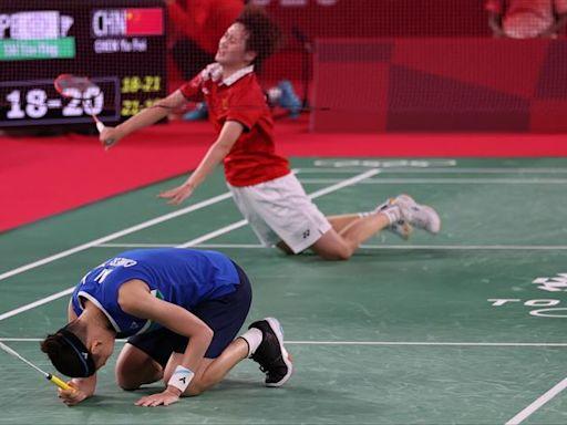 奧運金牌心目中世界前3 陳雨菲秒答:球后戴資穎