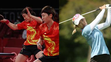 【東京奧運不斷更新】第 12 日賽事 中國晉乒乓女團決賽 港將陳芷澄亮相女子高爾夫 | 立場報道 | 立場新聞