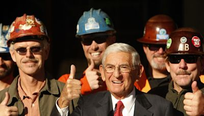 Eli Broad rose to service when L.A. was at a low point. His imprint is impossible to miss