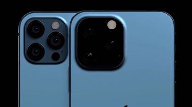 iPhone13新機造型曝?「頂配版」價格驚人