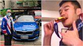 王齊麟拿泰國金牌獎金買車送父親 奧運羽球男雙金牌國光獎金會怎麼用?
