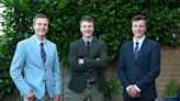 Triplets, 21, graduate from same university with same first-class degrees