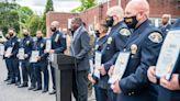 Hempstead Village honors cops on Day 1 of their week
