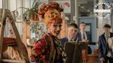 Yes, today, Satan: Bianca Del Rio is in the Everybody's Talking About Jamie movie