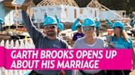 Garth Brooks Reveals His 'Queen' Trisha Yearwood Has COVID-19