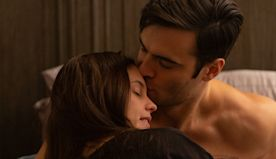 Sylvain Reynard and Gabriel's Inferno cast on bringing Passionflix film to life