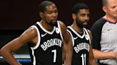 Kevin Durant says Kyrie Irving's absence being felt as Nets fall to 2-3 record: 'We do miss Kyrie'