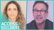 'Dirty John's' Amanda Peet & Christian Slater On How Their Characters' 'Marriage Turned To Murder'