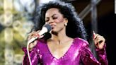 Remember when Diana Ross wowed Central Park in glittering jumpsuits?
