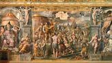 La señal en el cielo antes de una batalla que enfrentó a dos emperadores en Roma e hizo que Occidente fuera cristiano