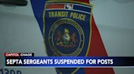 2 SEPTA sergeants suspended over posts about Capitol riot