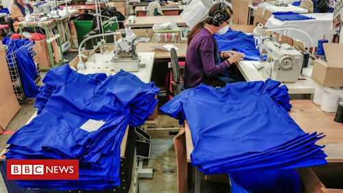 UK 'wasting time' on NHS protective gear orders