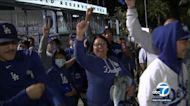 Dodgers-Giants: Fans react to LA's big win in NLDS Game 4