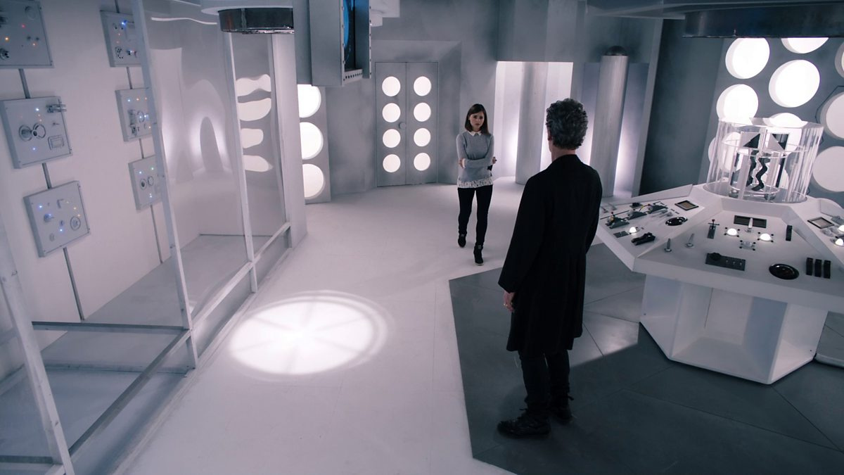 One - Bonus! The TARDIS from Hell Bent… - Doctor Who - The TARDIS ...
