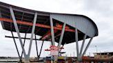 桃園竹圍港2.7億上架場遊艇碼頭改造 遊客熱門新景點