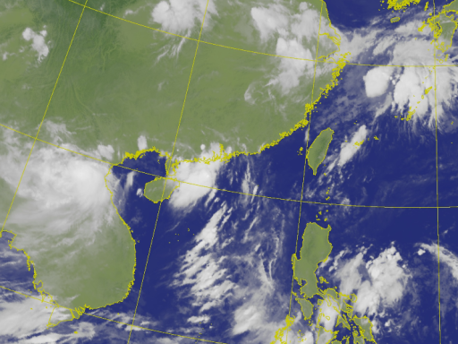 「小熊」颱風對台無影響 端午西南風吹起苗栗以南雨下一週