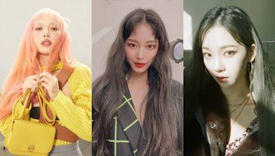 2021秋冬染這髮色就對了!韓星們票選前三名:暗黑公主系黑茶色、蜜桃煙燻粉、療癒系三大燕麥奶色!