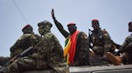 WorldView: Armed soldiers take over Guinea; Belarus opposition leader sentenced