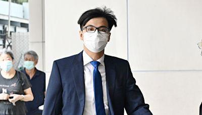 前區議員葉錦龍被控刑毀拒捕 警員供稱葉被制服時掙扎