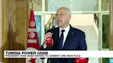 Tunisia's Saied issues decree strengthening presidential powers
