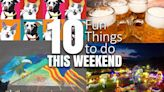 10 things to do this weekend in Central Pa.