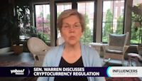 Elizabeth Warren: Cryptocurrency lacks 'ordinary protections' for investors