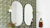 Space of the Week: This European-Inspired Bathroom Has a Perfectly Tiled Feature Wall