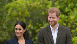 Harry and Meghan discussed move to New Zealand more than a year before royal exit