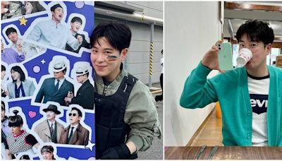 P.O表志勳的演員之路:可望簽約李政宰鄭雨盛經紀公司Artist Company
