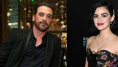 Lucy Hale Was Spotted Kissing 51-Year-Old 'Riverdale' Actor Skeet Ulrich During a PDA-Filled Lunch Date