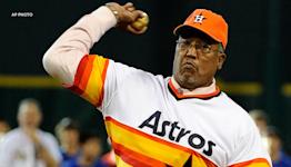 Legendary former Houston Astros pitcher JR Richard dies at 71