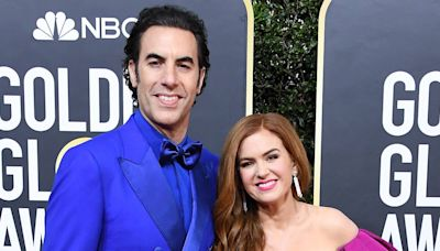 Never Mind the Laugh Riot: Inside Sacha Baron Cohen and Isla Fisher's Heartwarming Love Story