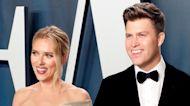 Scarlett Johansson & Colin Jost Marry In Intimate Ceremony