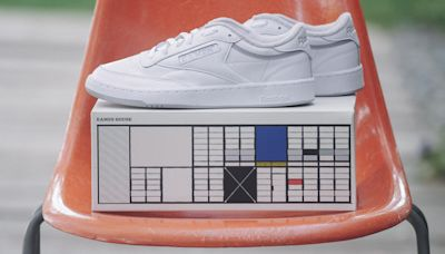Reebok Invites Eames Into the World of Sneakers
