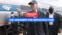 The economic argument for infrastructure: Yahoo News Explains