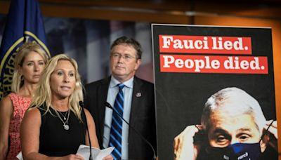 Republicans introduce bill to fire Fauci, face of US Covid response