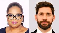 Watch Oprah Winfrey Surprise a College Graduate With Help From John Krasinski
