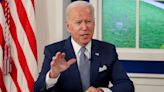 Joe Biden discusses Aukus alliance with Emmanuel Macron, French ambassador to return to US