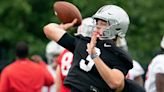 What's up with Quinn Ewers and his development as an Ohio State quarterback?