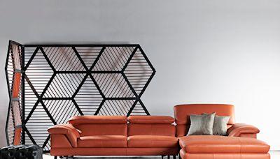 「皇齊CELLINI」精緻工藝打造 / 牛皮電動沙發
