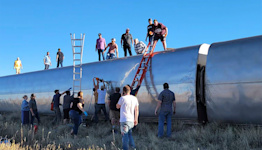 3 dead, 7 hospitalized: What caused fatal Amtrak derailment in Montana? Federal investigation probe accident