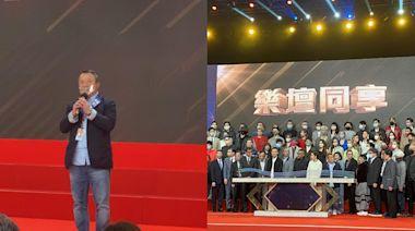 曾志偉重返|直擊破冰記者會 Sony代表陳國威︰呢世人未入過TVB