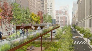 High Line To Extend Into Midtown To Moynihan Hall, Gov Says
