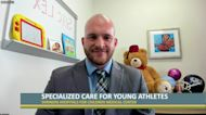 Shriners Hospitals provides specialized care for young athletes