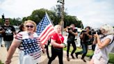 Low turnout, low drama mark rally for jailed pro-Trump rioters