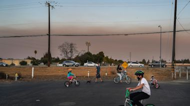 Wildfire Smoke Is Poisoning California's Kids. Some Pay a Higher Price.