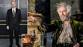 Jonathan Pryce says he'd rather have been a pop star