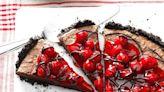Chocolate Cherry Sunflowers Will Make Your Yard Look Dark and Decadent