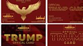 Donald Trump wants his supporters to carry 'Trump Cards'